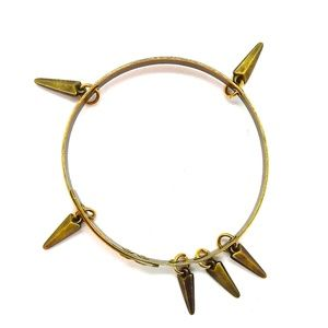 THUNDERBIRD BRONZE DAGGER LARGE BANGLE - NEW